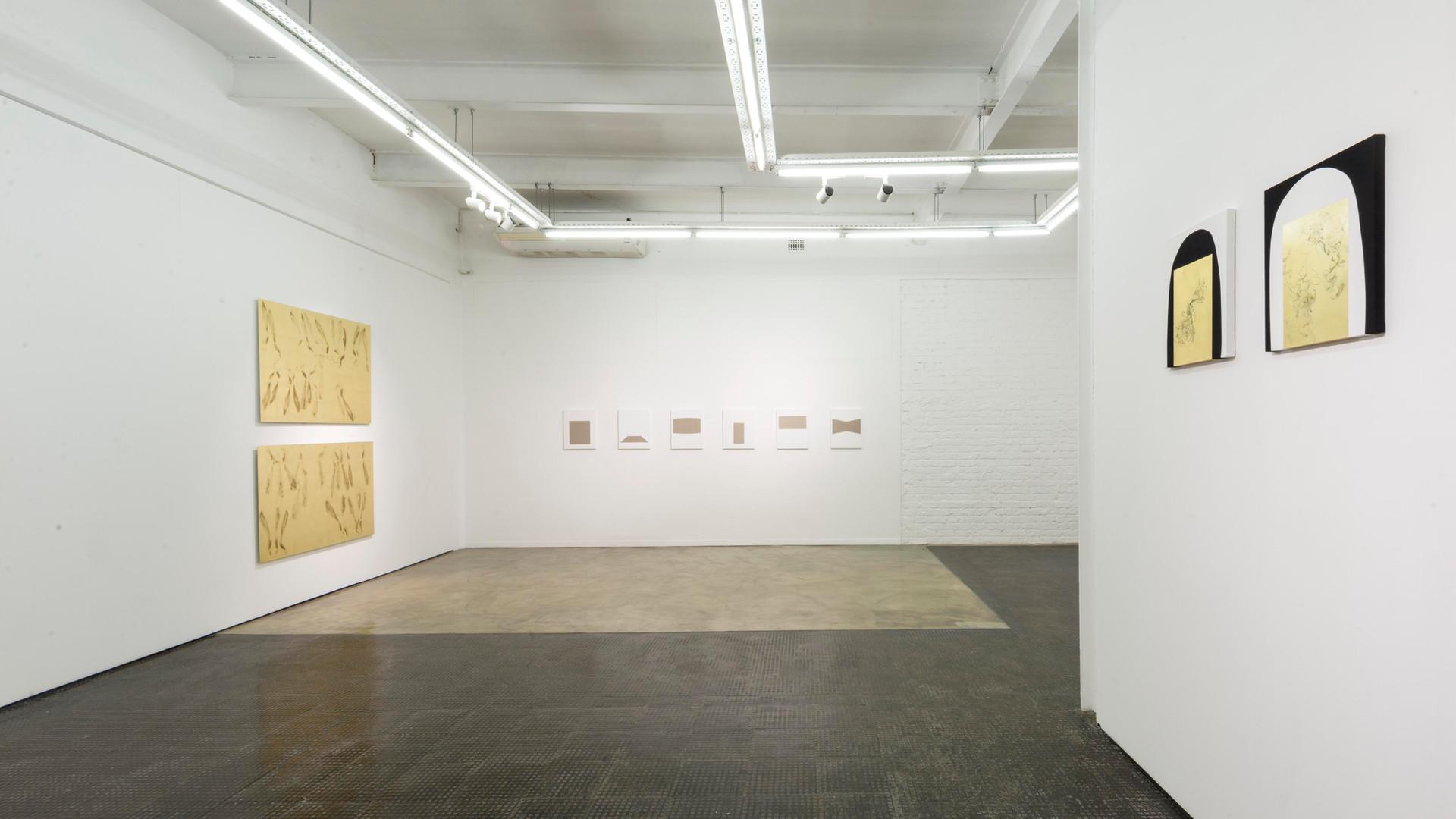 Pierre Vermeulen | Artist Room | 2020 | Installation View