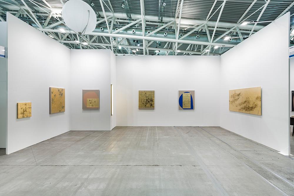 Pierre Vermeulen   Artissima   2018   Installation View