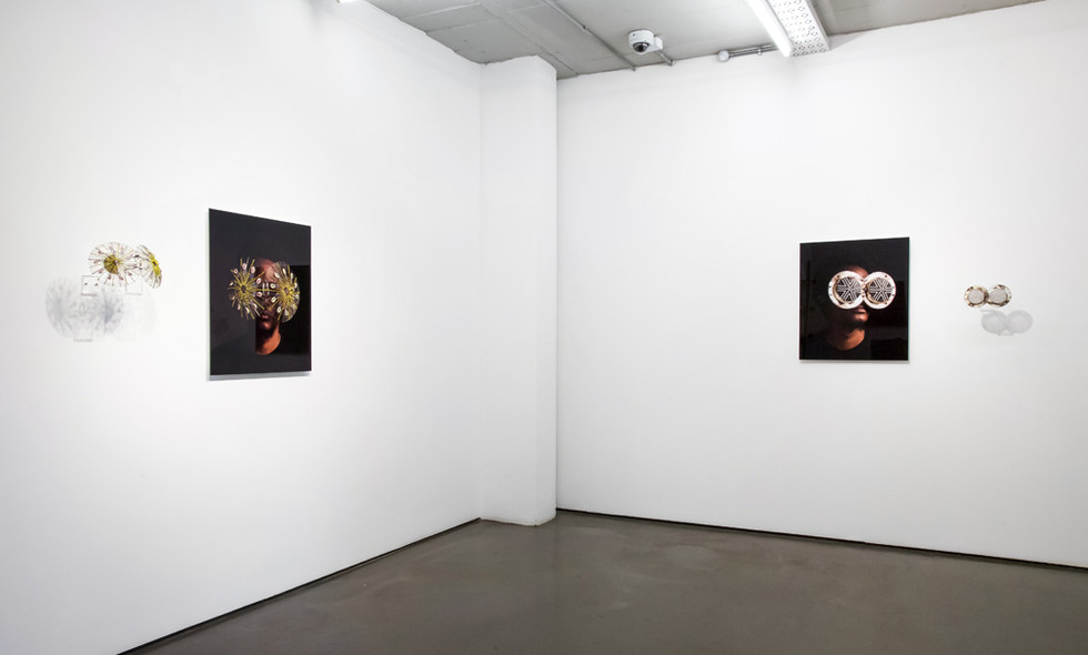 Macho Mbadala Installation View 2017