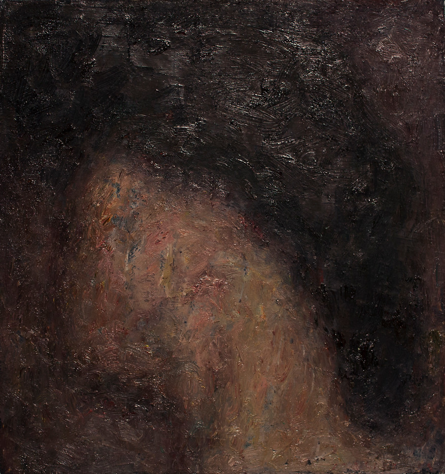 Anton Karstel | watch (4) | 2014 | Oil on Canvas | 35 x 33 cm