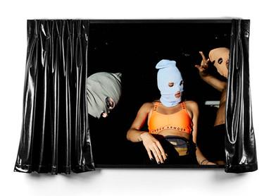 Marinella Senatore | Bodies in Alliance / Politics of the Street I | 2019 | Lightjet Print, Diasec and Acrylic Fabric | 90 x 135 cm | Edition of 3
