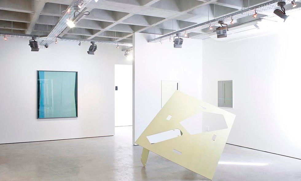 Helen A Pritchard   Between Object and Place   2013    Installation View