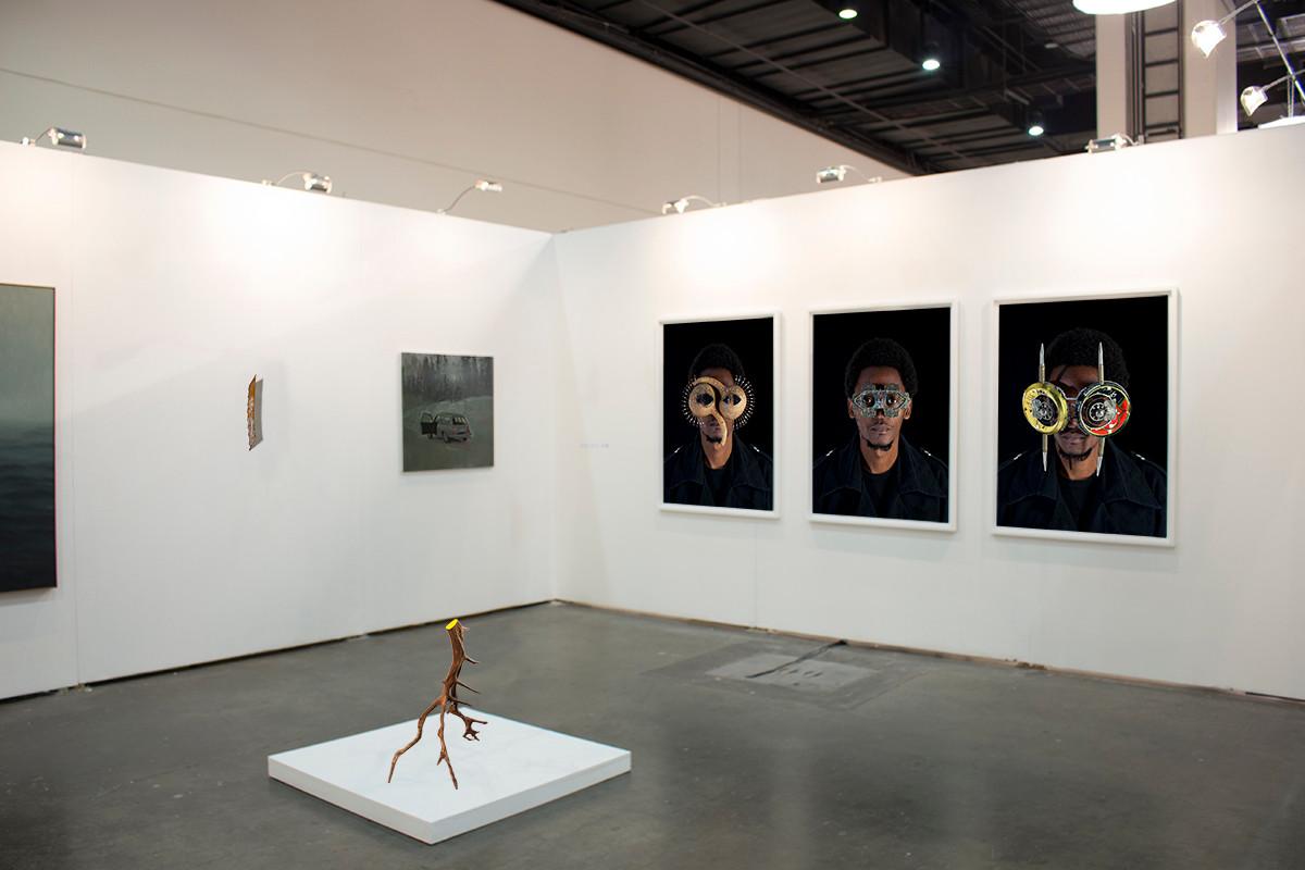 FNB Joburg Art Fair | 2014 | Installation View