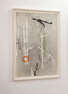 Mongezi Ncaphayi | Adored Value | 2016 | Mixed Media, Indian Ink and Watercolour on Cotton Rag | 112 x 76 cm