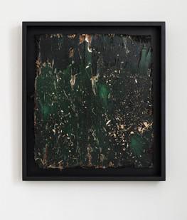 Jake Aikman | Hansel and Gretel | 2016 | Oil on Board | 45 x 40 cm