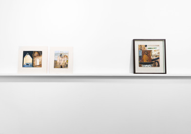 Simon Stone | Artist Room | 2020 | Installation View