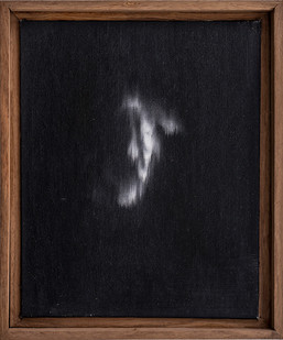 Alexandra Karakashian | Undying (Study) V | 2018 | Oil on Canvas | 25.5 x 20 cm