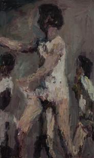 Anton Karstel | watch (3) | 2013 | Oil on Canvas | 70 x 42 cm