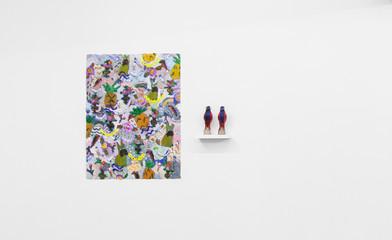 Geogina Gratrix | On Repeat | 2017 | Installation View