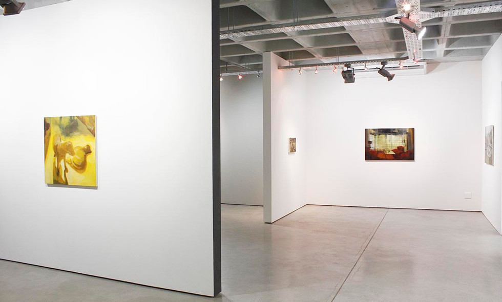 Kate Gottgens | Malice Aforethought | 2013 | Installation View