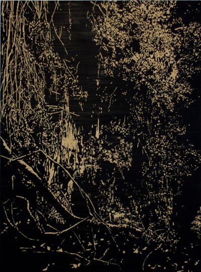Peter Eastman | Deep Chine XXX | 2014 | Oil on Aluminium | 60 x 40 cm