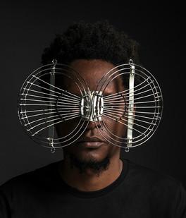 Cyrus Kabiru | Modern Mask | 2017 | C-type Print on Diasec Mount | 70 x 60 cm
