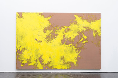 Ruann Coleman | f(x) | 2017 | Oil on Board | 184 x 276 cm