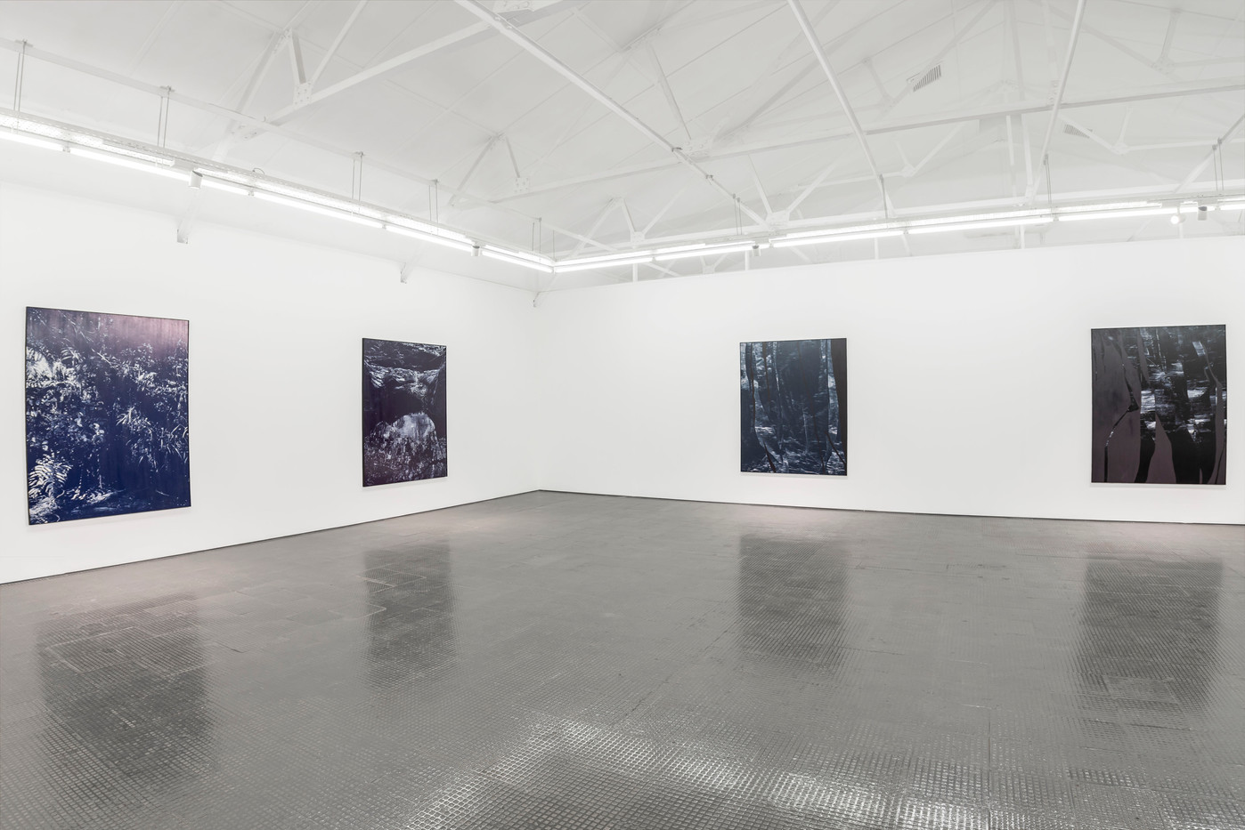 Peter Eastman   Tangled Hierarchies   2019   Installation View