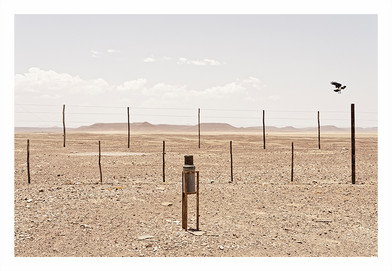 Margaret Courtney-Clarke | Water (Series): Methods for collecting life-sustaining fluid, Various locations in the Namib Desert, 2014-2017 | Nonatych | 2014-2017 | Giclée Print on Hahnemühle Photo Rag Paper | 27.5 x 41.5 cm | Edition of 6 + 2 AP