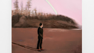 Kate Gottgens_The Last Rainbow_2020_Oil