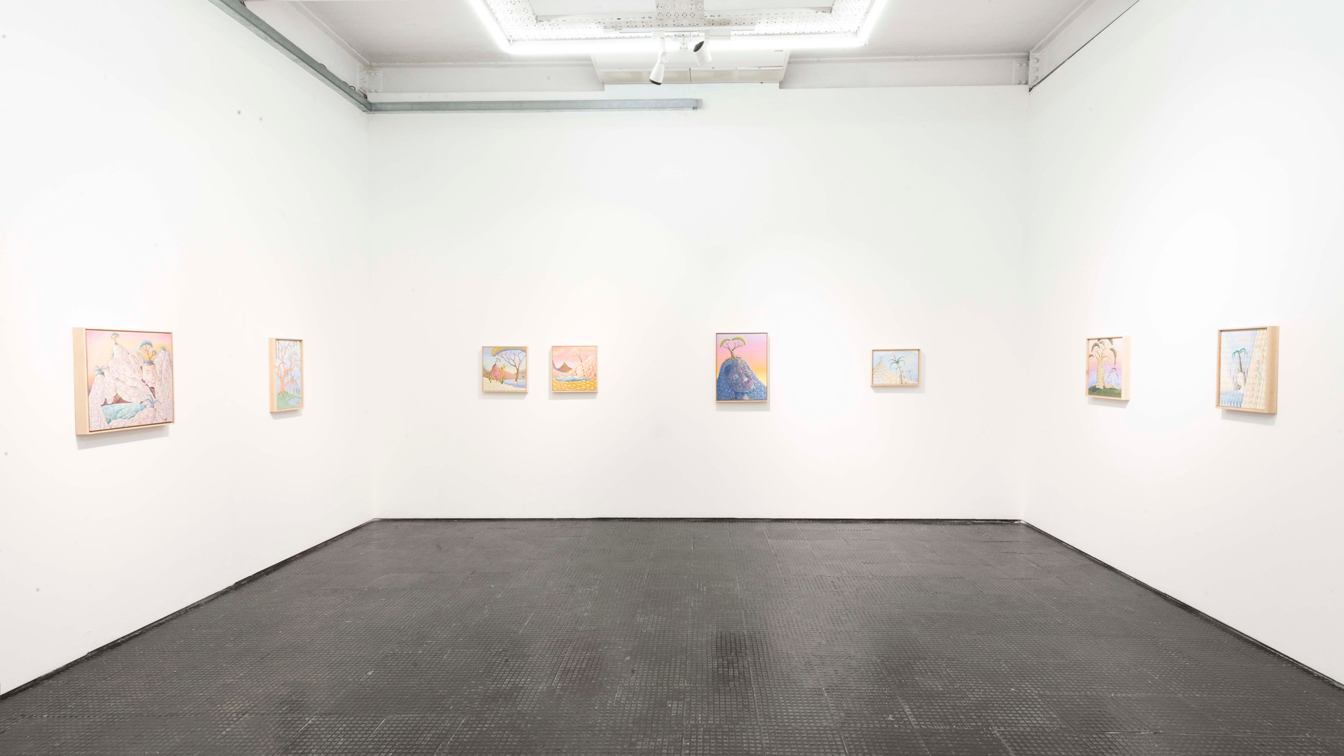 Marlene Steyn | Artist Room | 2020 | Installation View