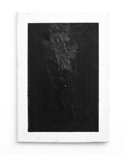 Alexandra Karakashian | Without | 2018 | Oil on Canvas | 59 x 42 cm