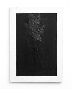 Alexandra Karakashian   Without   2018   Oil on Canvas   59 x 42 cm