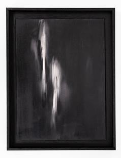 Alexandra Karakashian | Against The Sun XXIV | 2020 | Oil on Canvas | 40.5 x 30.5 cm
