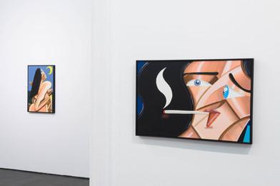 Callan Grecia | Artist Room | 2021 | Installation View