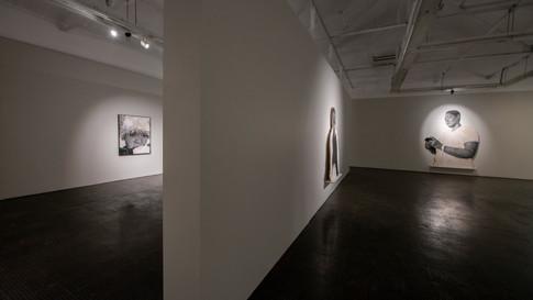 Luyanda Zindela   Abangani bami - Izithombe zami (My friends - Images of me)   2021   Installation View