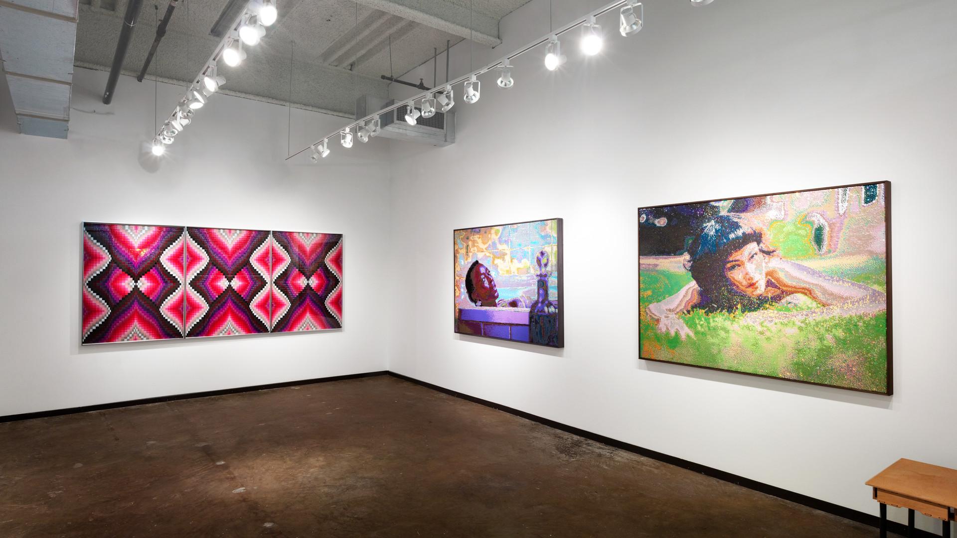 Frances Goodman | Dallas Art Fair | Installation View | 2018