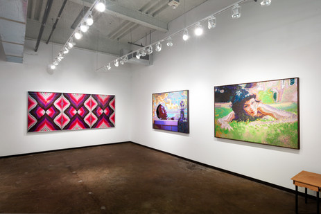 Frances Goodman | Dallas Art Fair | Installation View | 2018