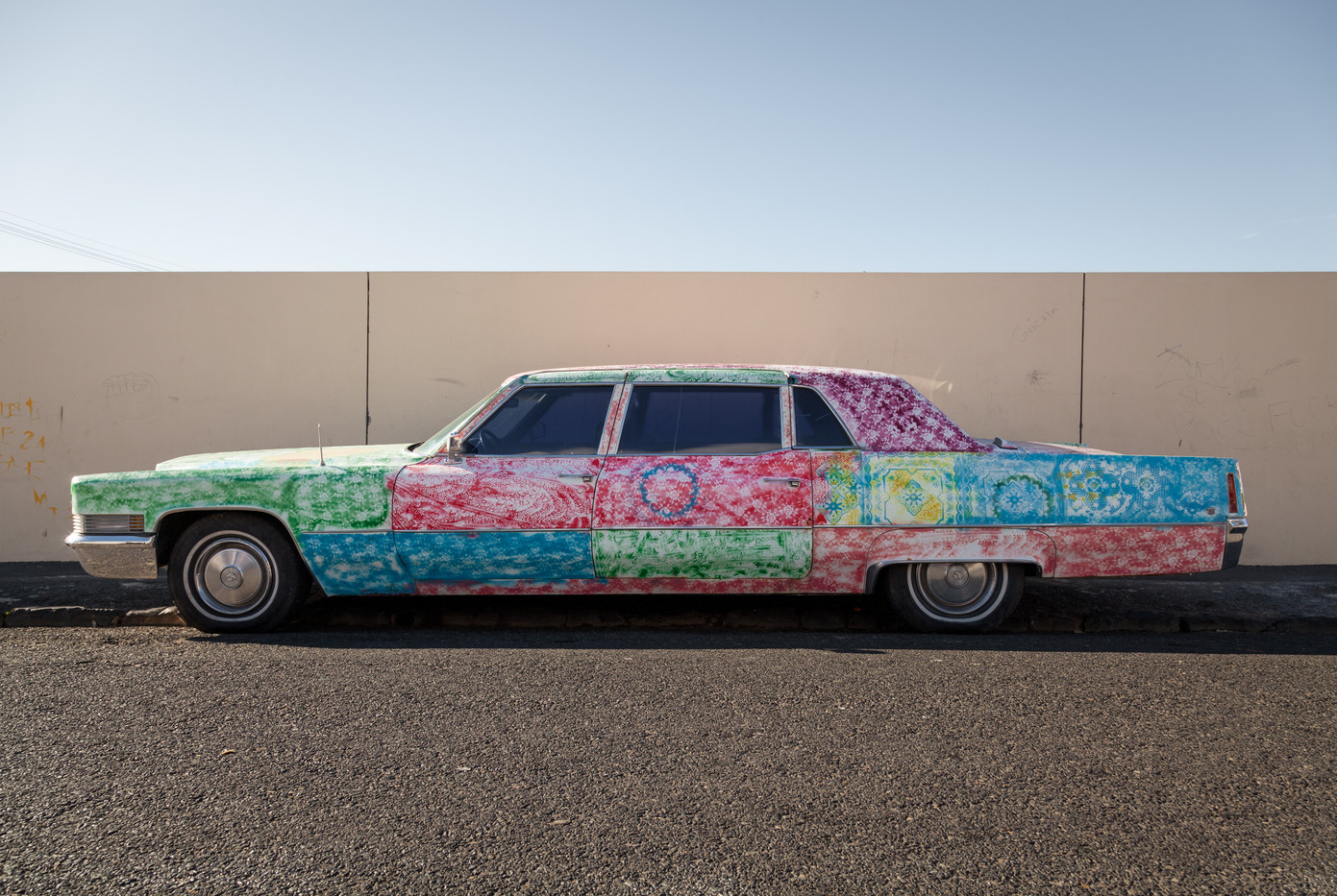 Ashley Walters | Cadillac | 2017 /19 | Giclée Archival Pigment Ink on Cotton Paper | 110 x 73 cm | Edition 1 of 5 + 2AP