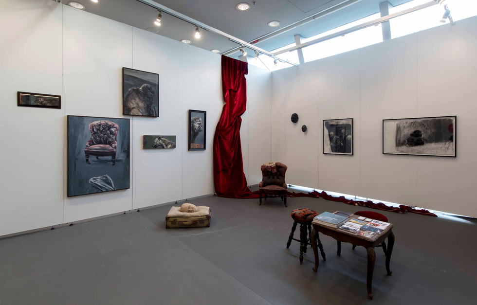 Johann Louw | Contemporary Istanbul | 2018 | Installation View