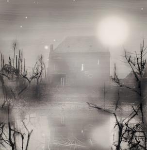 Uwe Wittwer | Ruine (Ruin) | 2012 | Inkjet on Paper | 127 x 110.5 cm
