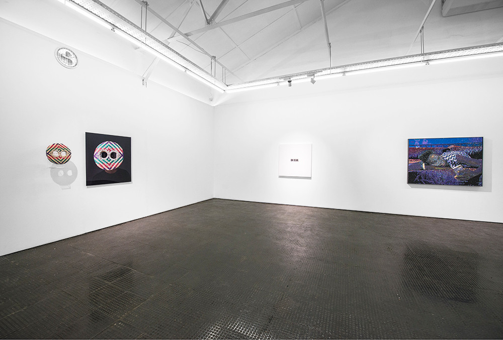 Wish You Were Here   2018   Installation View
