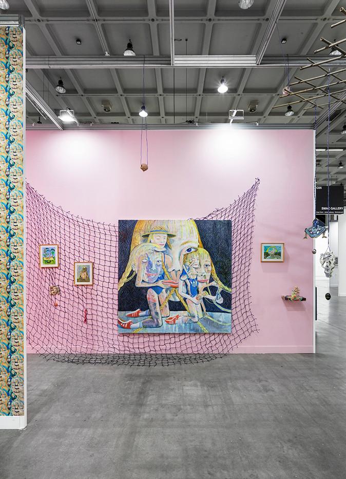 Marlene Steyn   MiArt   2018   Installation View