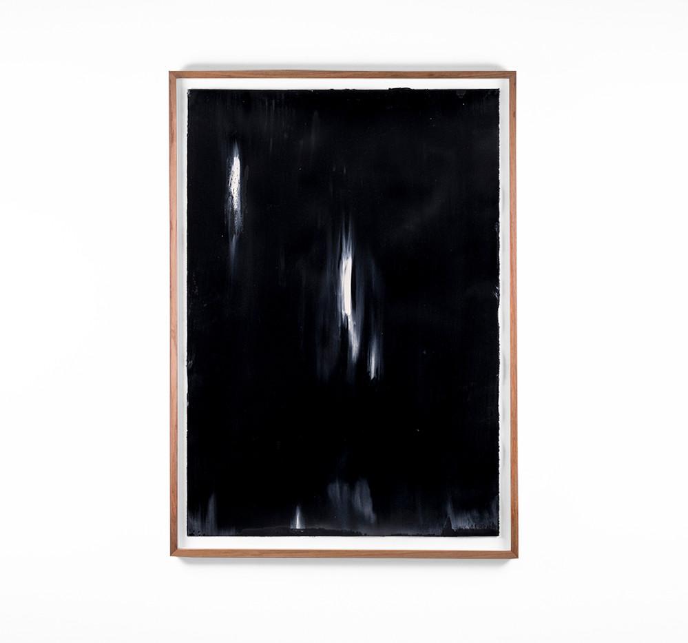 Alexandra Karakashian | Undying XXXIX | 2018 | Oil on Sized Paper | 99 x 70 cm