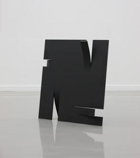 Ruann Coleman | Peel III | 2014 | Steel | 65 x 57 x 22 cm