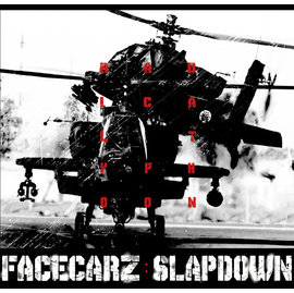 FACECARZ:SLAPDOWN/RADICAL TYPHOON