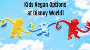 Kids Vegan Options at Disney World!