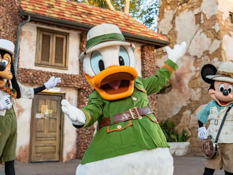 Most Magical Guide to Character Dining at Disney World!