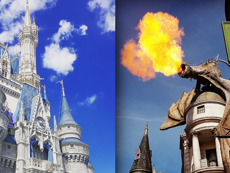 Should You Do A Split Stay at Disney World and Universal Orlando?