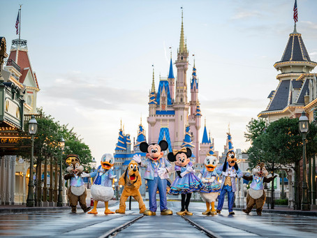 50th Anniversary Celebrations and What Is Coming This Fall To Disney World!