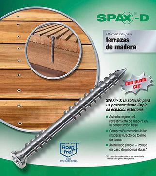 SPAX D