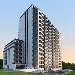 Визия на жилищна сграда, гр. Варна