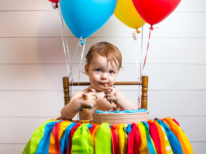 One-year-old D