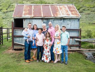 J Extended Family