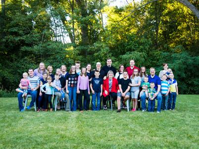 V Extended Family