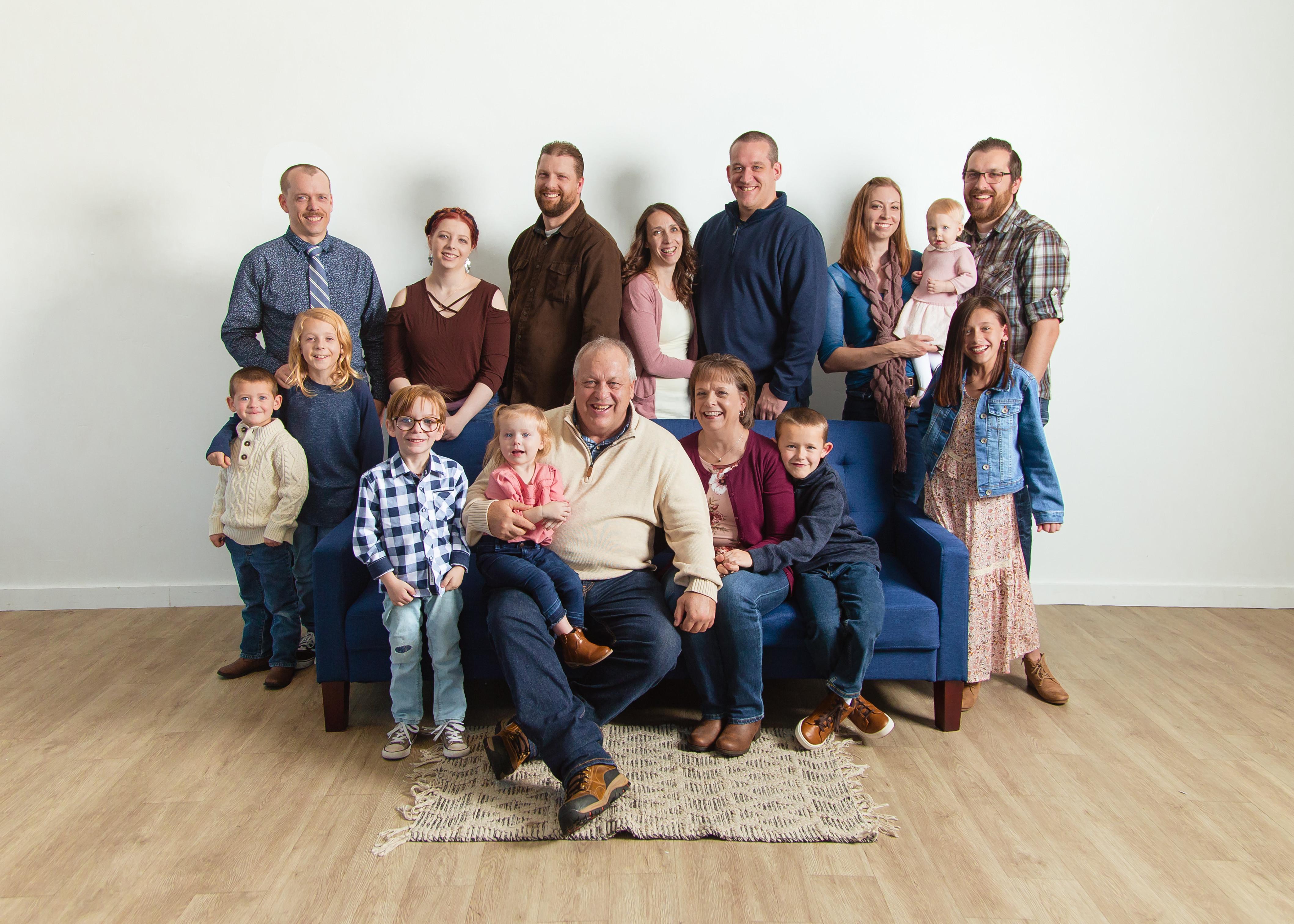 Indoor Family No.3