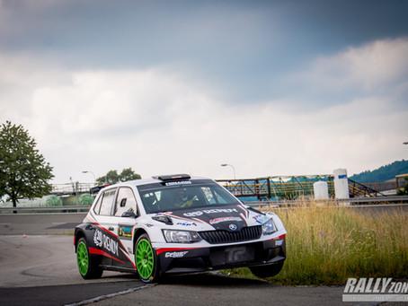 RENTOR Rally cup opět v Kopřivnici