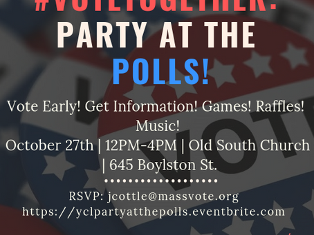 Party At The Polls