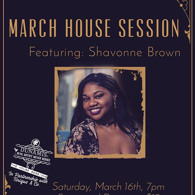 Our March YAMS Events! Our house session