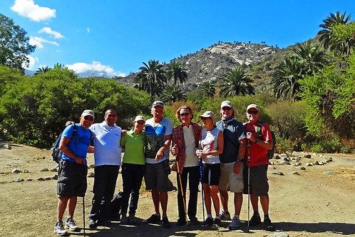 Tour Parque Nacional La Campana - Chilean Forest Hike 12k